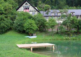 16-07-26 Ankündigung Sommerfest (Seehaus-Teich)