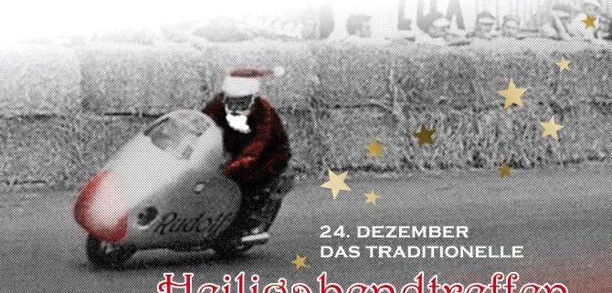 Heiligabendtreffen - Motorradtreffen Heiligabend Weihnachten