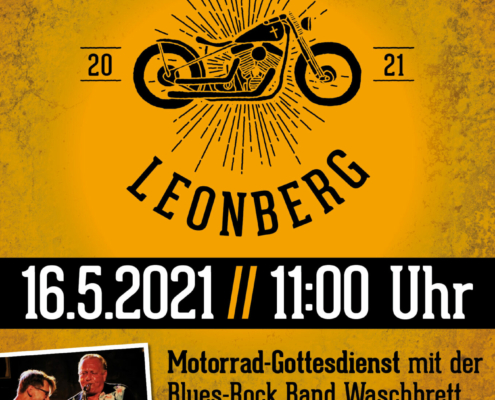 Motorradgottesdienst Glemseck